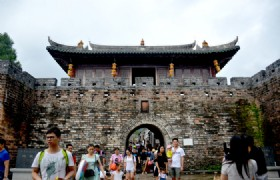 Day Tour to Dapeng Fortress and Jiaochangwei Seashore Shenzhen
