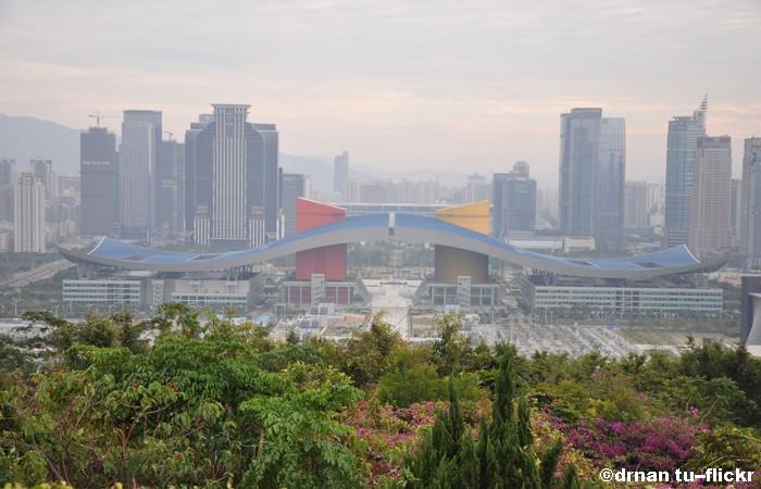 Shenzhen Lotus Hill Park
