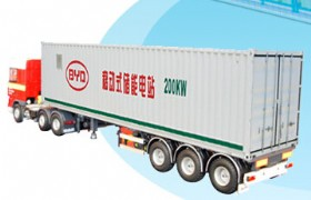 REmovable Energy Storage Station BYD