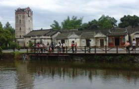 guanlan village in Shenzhen