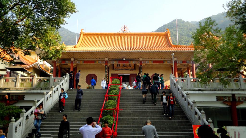 Shenzhen Buddhism Half Day Tour