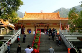Shenzhen Buddhism Half Day Tour