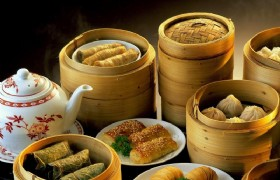 DIMSUM lunch in Shenzhen