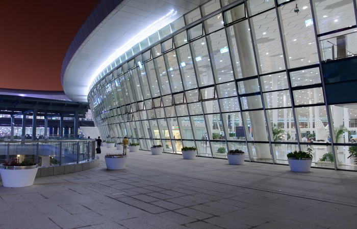 Shenzhen Bao'an International Airport T3 Terminal