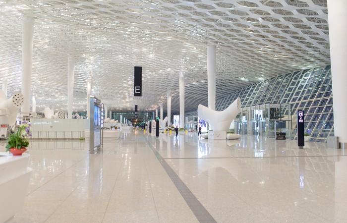 Shenzhen Bao'an International Airport T3 Terminal