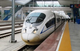 Shenzhen High Speed Railway 01