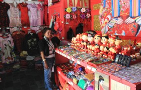 Our guests at China Folk Culture Village