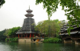 splendid China theme park