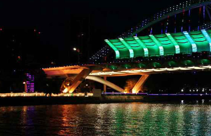 Qijiang River Night Cruise