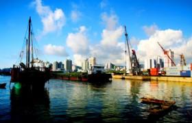 Zhuhai Jiuzhou Port