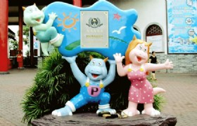 Guilin Merryland Theme Park