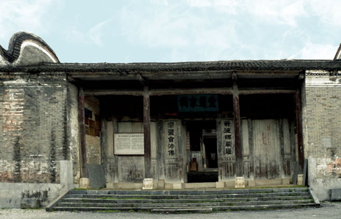 Jiangtou Ancient Village