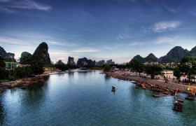 Increasing Tourism for Guangxi