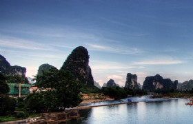 Li River Honored as One of Top 15 Best Rivers in the World