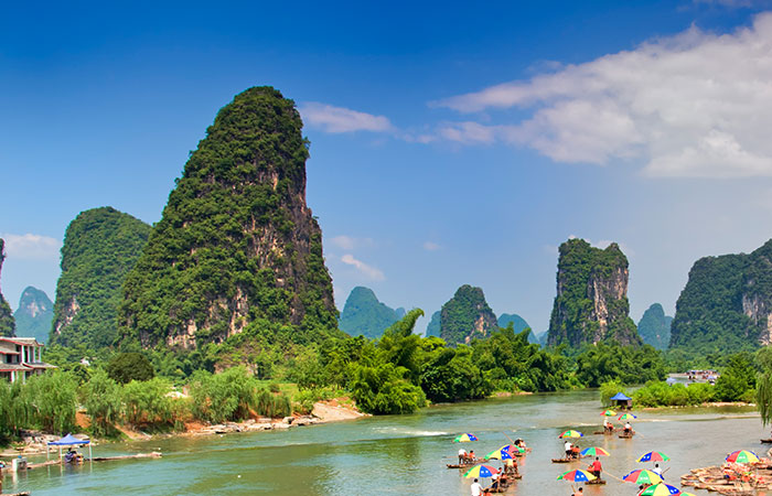 Guilin Yangshuo 5 Days Fantastic Muslim Group Tour