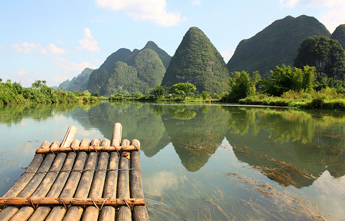 Essence of Li River Cruise 1 Day Tour (Private)