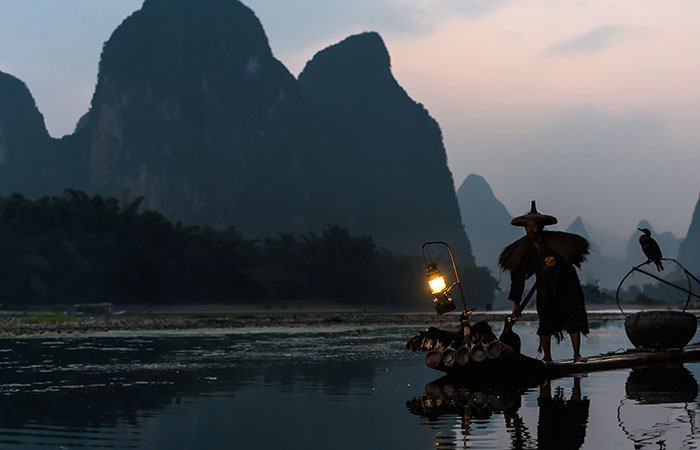 Guilin 4 Days Seat In Coach Halal Tour
