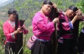 longhair Yao girls