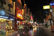 Zhengyang Walking Street