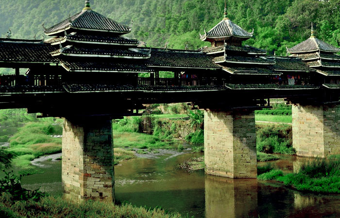 Chengyang Wind and Rain Bridge