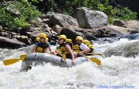 wupai river RAFTING 2