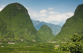 Explore Guilin's Countryside with Li River Hike 4 Days Tour