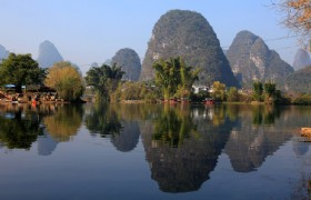 Indian special of Guilin and Yangshuo 3 Days Tour