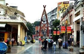 Zhengyang Pedestian Street