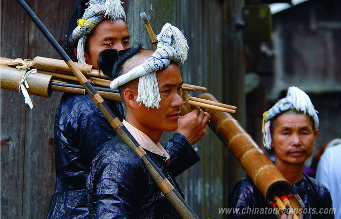 Basha Hmong Village