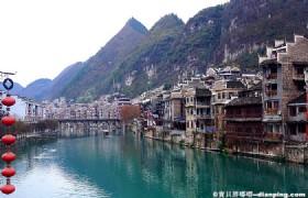 Guizhou Zhenyuan Ancient Town 1