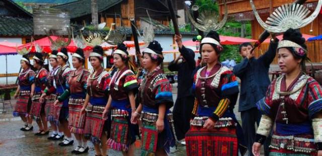 Qingman Miao Village