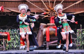 Xijiang Hmong Village