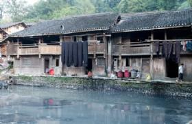 zhaoxing village Indigo Batik in villages