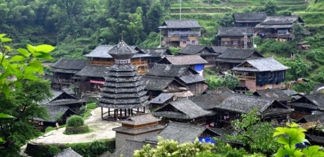 Dali Dong People's Village