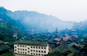 dali village and school guizhou