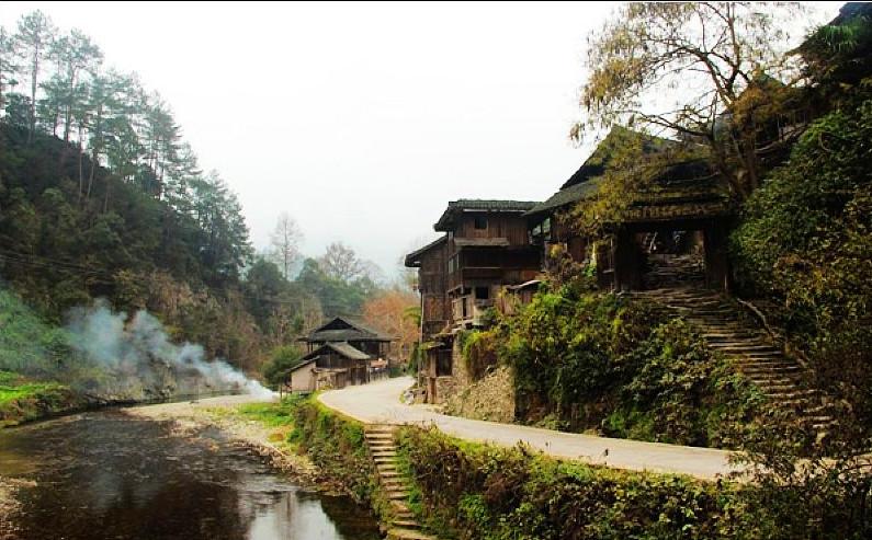 Sanbao Dong Village