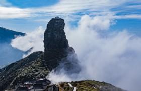 Mount Fanjing2