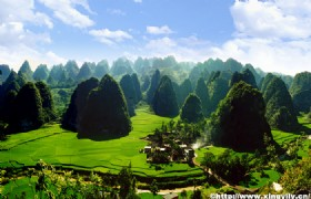 8 Days Guiyang, Xingyi and Kaili Tour
