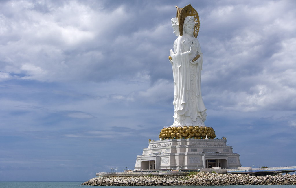 Sanya Nanshan Buddhist Culture One Day Tour