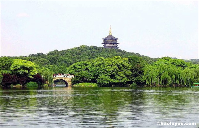 Shanghai to Hangzhou One Day Tour