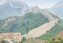 Jinshanling Great Wall Hiking Group Tour
