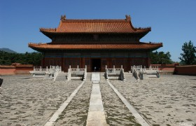 The Eastern Qing Tombs 1