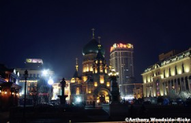 Harbin Night