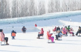 Harbin Yabuli Ski Resort 4