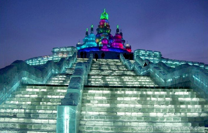 Harbin 3 Days Tour