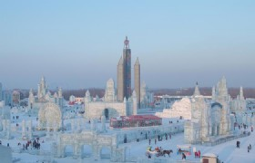 Harbin Ice Snow World 1