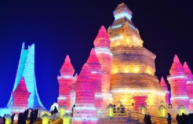 2016 Harbin Ice and Snow Festival Begins!