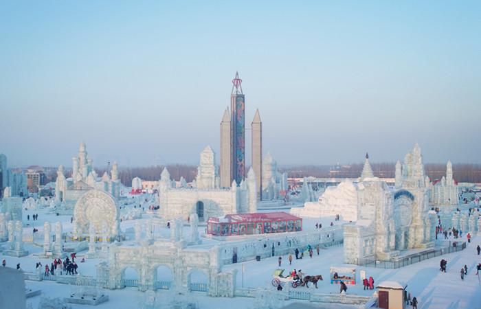 Harbin 4 Days Family Holiday Tour