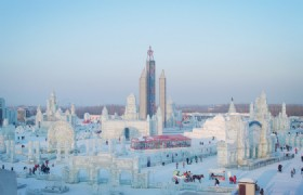Ice Festival in Harbin