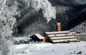 Jihua ski resort1